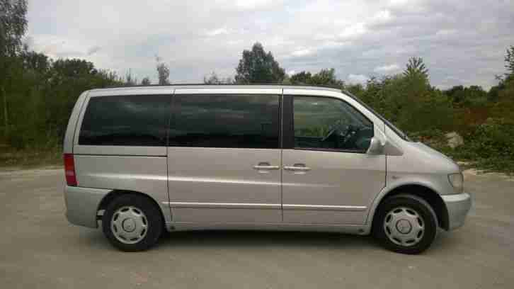 Mercedes-Benz V 220 CDI, 112, Fashion, 7 Sitze, Vito