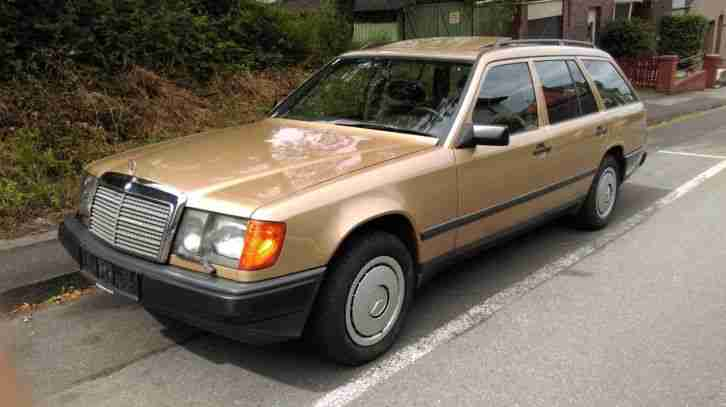 Mercedes Benz W124 S124 300 TE 4Matic Allrad