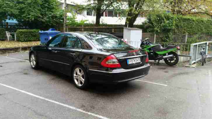 Mercedes benz w211 e280 7g tronic service neu aktuelle for Mercedes benz service e