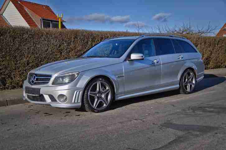 Mercedes C63 AMG T Performance Driverpack