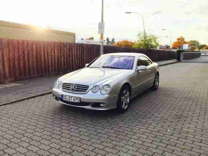 mercedes cl 500 facelift 16 9 navi distronic aktuelle angebote mercedes benz fahrzeuge. Black Bedroom Furniture Sets. Home Design Ideas