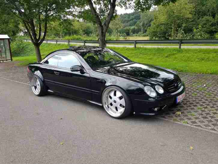Mercedes CL 500 PP EXCLUSIVE MAE
