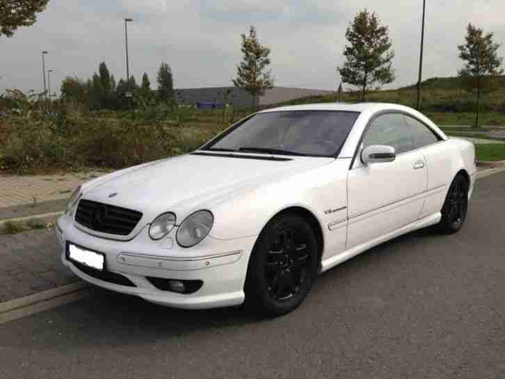 mercedes cl 500 mit cl 55 amg paket lpg autogas aktuelle angebote mercedes benz fahrzeuge. Black Bedroom Furniture Sets. Home Design Ideas