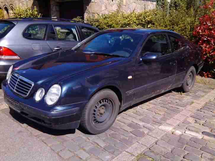 Mercedes Coupe Sport CLK 230 Kompressor