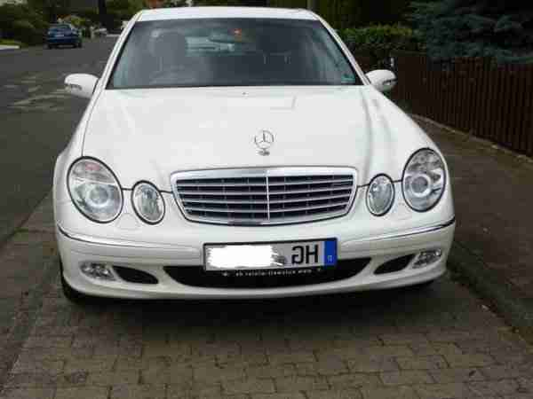 Mercedes E 240 , original 26000 Km, Bj 2002, W 211,