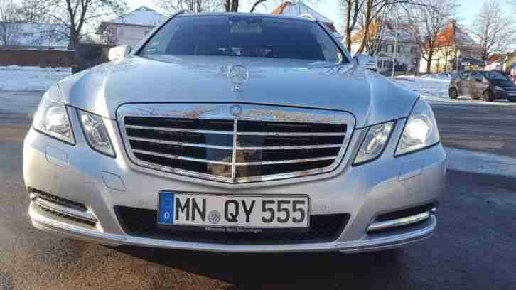 Mercedes E 350 CDI 7G Distronic LED ILS Nachtsicht