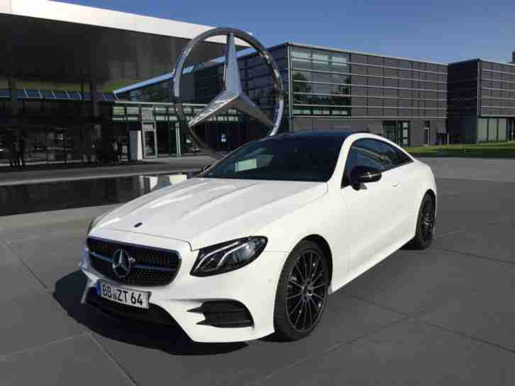 Mercedes E220d Coupe AMG C238