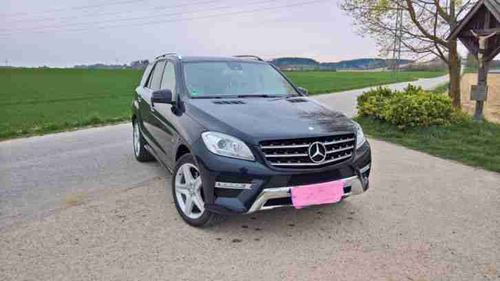 Mercedes M Klasse ML 350 BlueTEC 4MATIC Service frisch