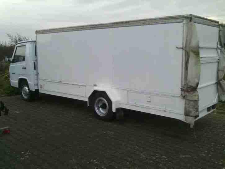 mercedes mb100 marktwagen verkaufswagen nutzfahrzeuge angebote. Black Bedroom Furniture Sets. Home Design Ideas