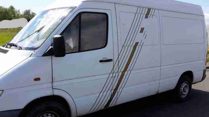 Mercedes Sprinter 316 CDI 5 Zyl. 150 PS 6 Gang Aut. Kasten Bus 3, 5 T Mittellang