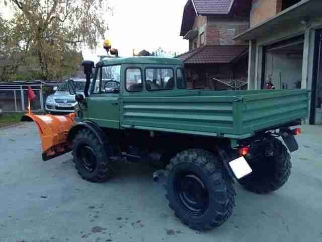 mercedes unimog 406 oldtimer bj 1974 topseller oldtimer. Black Bedroom Furniture Sets. Home Design Ideas