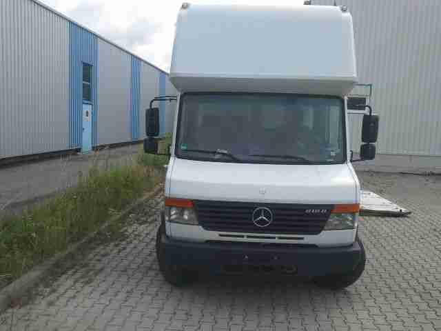 mercedes vario 816d gr ne plakette euro 5 no. Black Bedroom Furniture Sets. Home Design Ideas