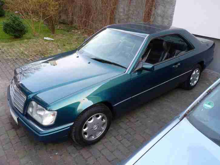 Mercedes W124 E200 Coupe Automatik Bj.1995, 242680km in sehr gutem Zustand