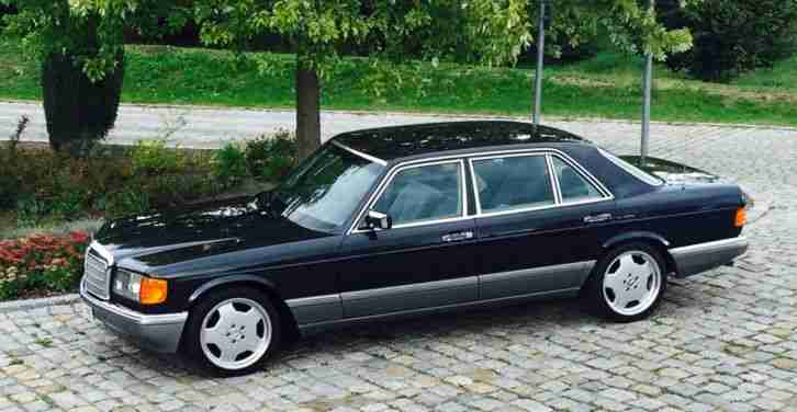 mercedes w126 sel 420 aktuelle angebote mercedes benz. Black Bedroom Furniture Sets. Home Design Ideas