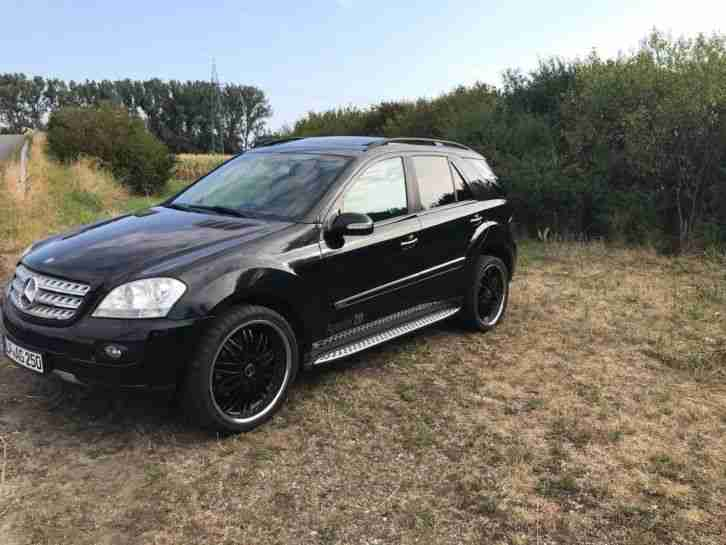 Mercedes W164 ML 420cdi 4 Matic