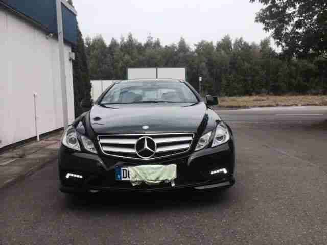 Mercedes w207 e350 cdi coupe amg aktuelle angebote for Mercedes benz w207
