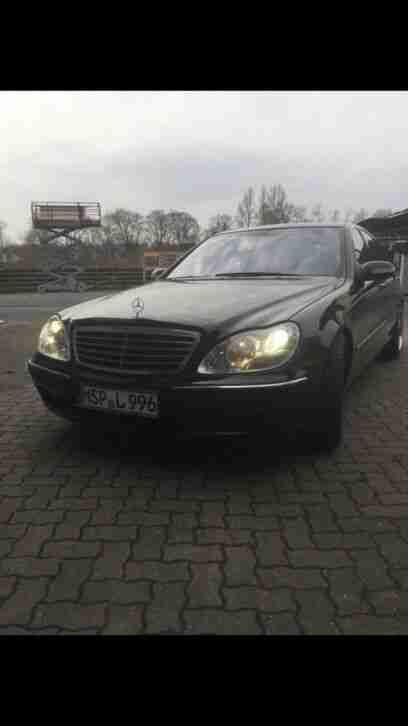 Mercedes W220 500 Langversion