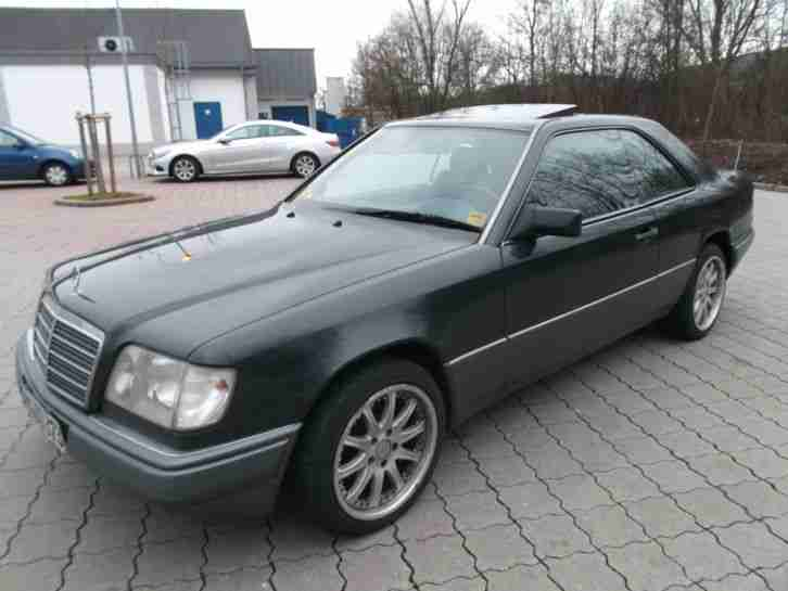 Mercedes w124 Coupe 220 mopf 2