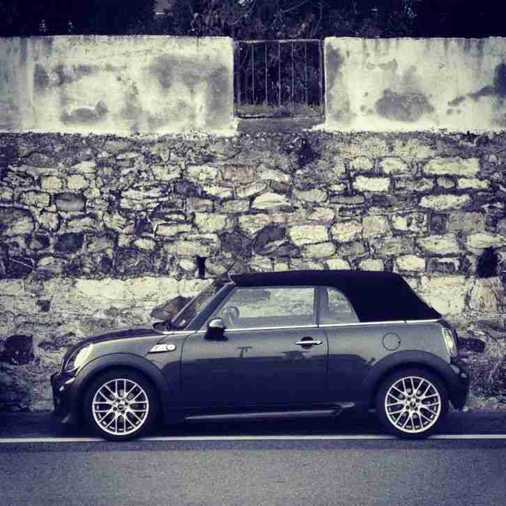 Mini Cabrio SD Cabrio John Cooper Works