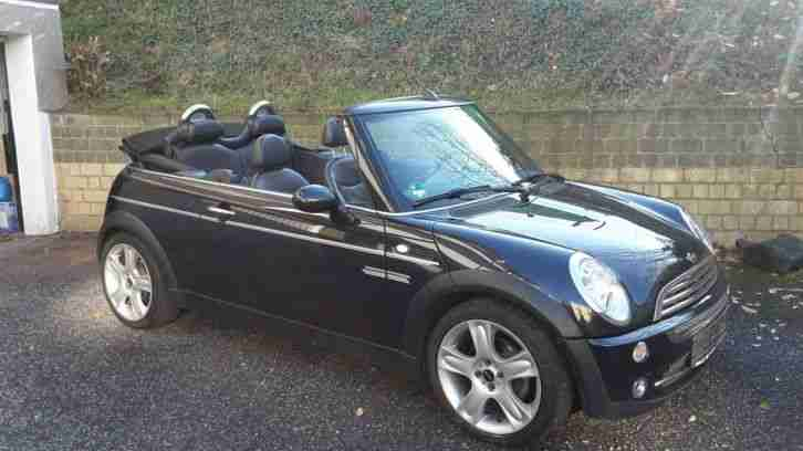 Mini Cooper Cabrio 2007 Facelift Vollausstattung 115ps