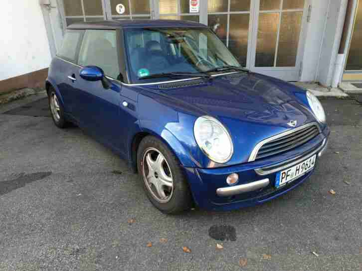 Cooper One R50