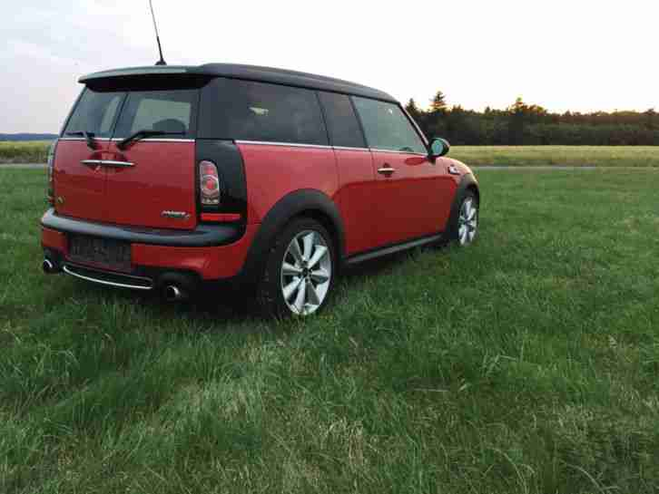 Mini Cooper S Clubman 1. Hand Steptronic Bj. 12/2010