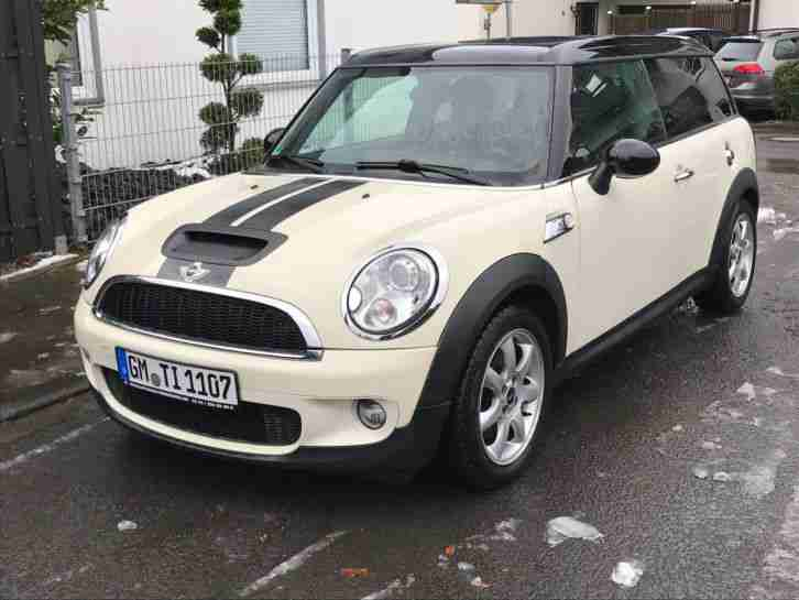 mini cooper s clubman pano teilleder bluetooth neue. Black Bedroom Furniture Sets. Home Design Ideas