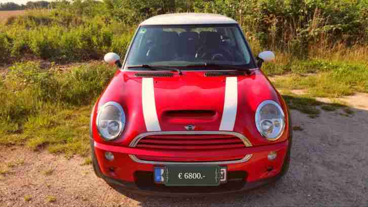 Mini Cooper S John Cooper Works 200 PS 122500 km