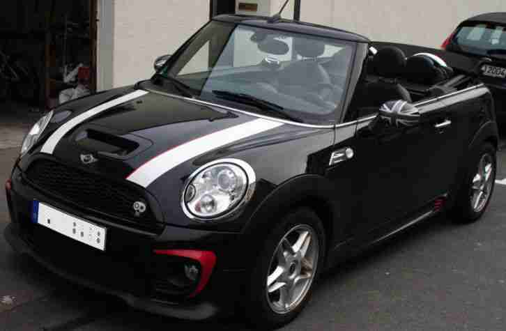 mini cooper s r57 cabrio jcw aerodynamik paket neue artikel der marke mini. Black Bedroom Furniture Sets. Home Design Ideas
