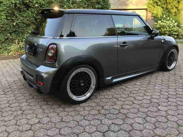 Cooper S r56 by.John Cooper Works