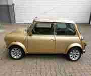 Mini Knightsbridge MPI Sienna Gold , 22300km, 1. Owner, full history