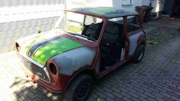 Mini Mk 2 Rover Mayfair Sport