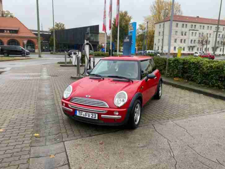 Mini One TÜV 11.2022