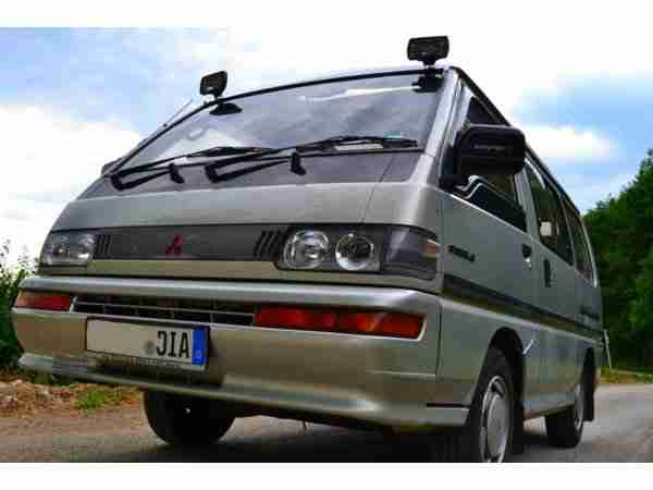 Minivan, Bus, L300 KAT Luxus Crystal Roof