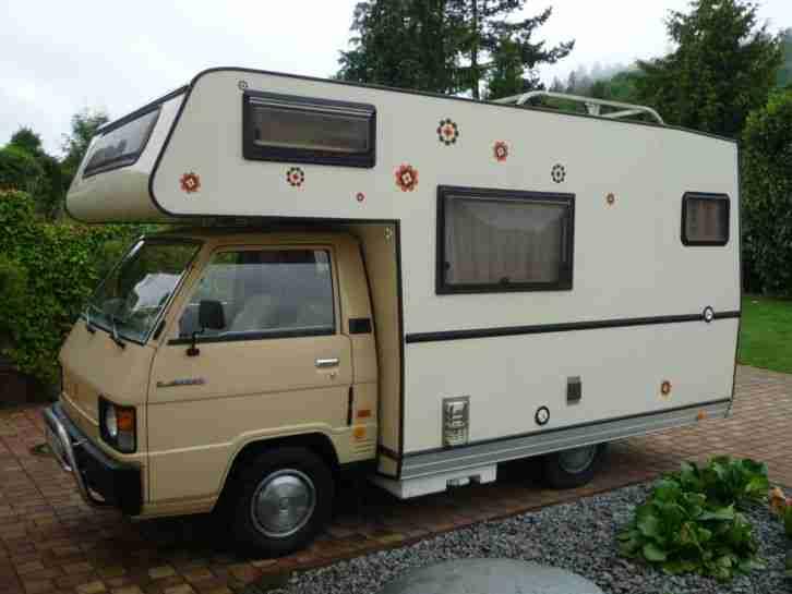 mitsubishi l300 wohnmobil oldtimer wohnwagen wohnmobile. Black Bedroom Furniture Sets. Home Design Ideas