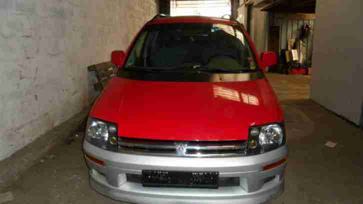 Mitsubishi SPACE RUNNER 2.4 GDI , bj. 2000