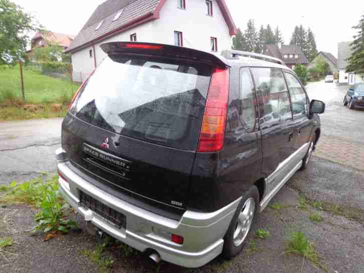 Mitsubishi Space Star Runner 2,4 GDI