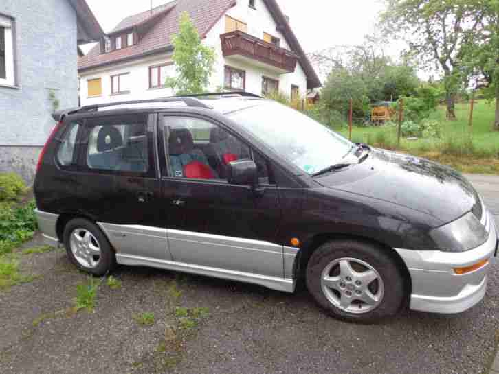 Mitsubishi Space Star Runner 2, 4 GDI