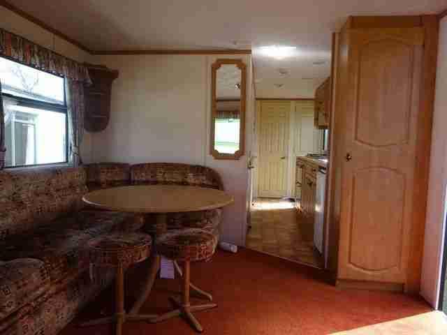 mobilheim westmorland winterfest caravan wohnwagen wohnmobile. Black Bedroom Furniture Sets. Home Design Ideas