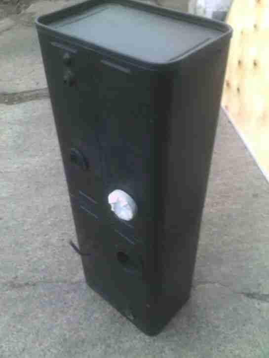 multicar m26 tank kraftstofftank mit gro em. Black Bedroom Furniture Sets. Home Design Ideas