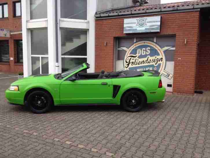 Mustang V6 Cabrio Top Zustand