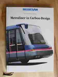 NEOPLAN: Metroliner in Carbon-Design Buch