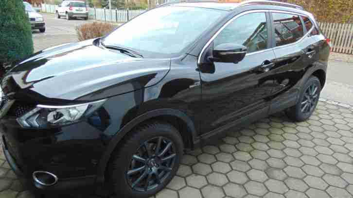 NISSAN Qashqai 1,6 dCi All-Mode 4x4i Tekna