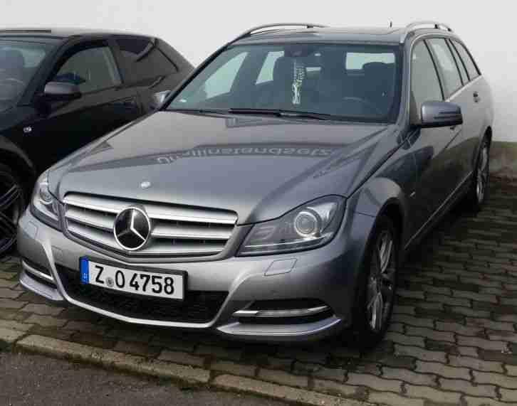 Notverkauf mercedes benz c klasse 300 t cdi be aktuelle for Mercedes benz c klasse gebraucht