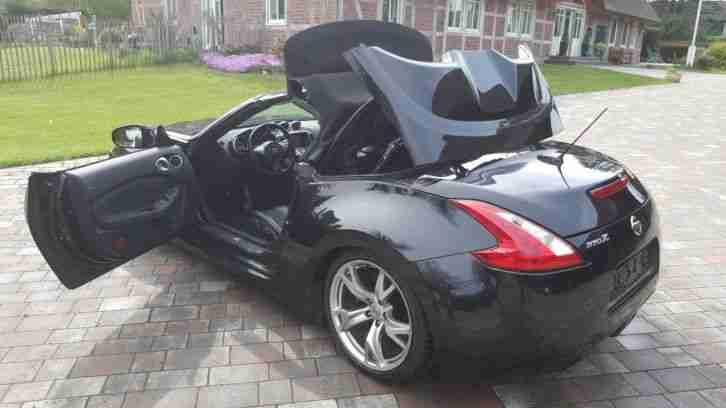 nissan 370z roadster automatik pack schwarz tolle angebote in nissan. Black Bedroom Furniture Sets. Home Design Ideas