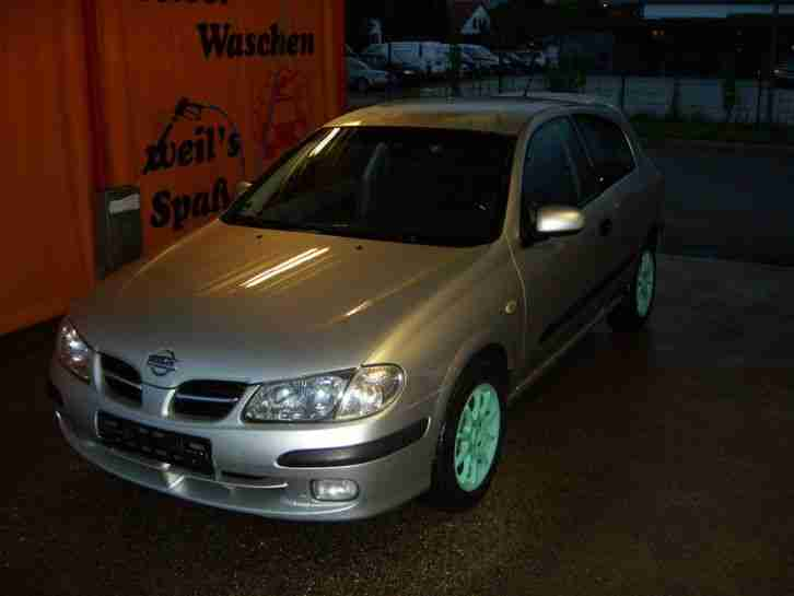 Almera 2.2 16V Direct Injecton Turbodiesel mit