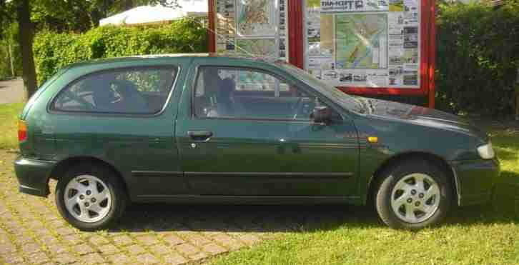 Almera N15 1.4 Magic mit LPG Autogas Klima