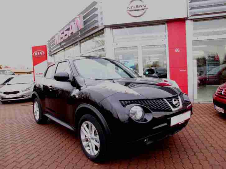 nissan juke 1 6 117ps acenta tageszulassung tolle angebote in nissan. Black Bedroom Furniture Sets. Home Design Ideas