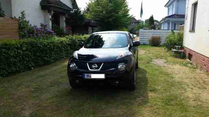 nissan juke 1 6 50000 km r ckfahrkamera navi tolle angebote in nissan. Black Bedroom Furniture Sets. Home Design Ideas