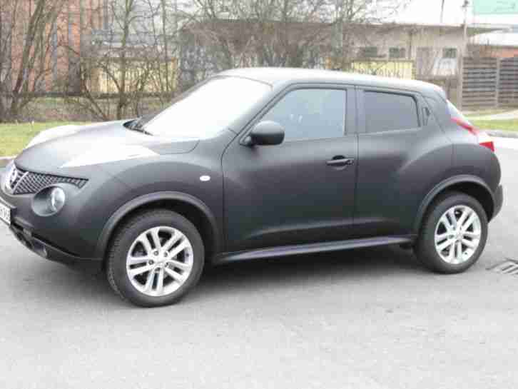 Nissan juke 1 6 dig t pure black tolle angebote in nissan for Nissan juke angebote